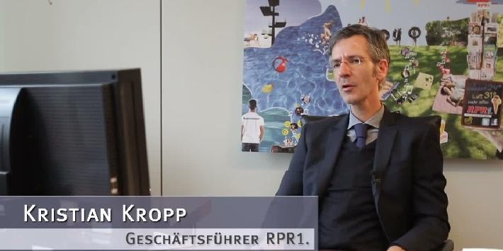Neues Leistungssystem - Rheinland-Pfälzische Rundfunk GmbH (RPR) schafft Sprung zu 100 Prozent Kundenfokus