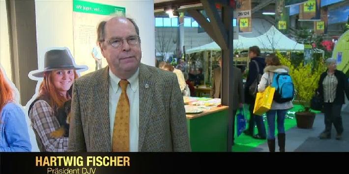"""""""Horrido"""" auf der Grünen Woche 2013 / Jäger bringen heimische Natur in die Messe"""