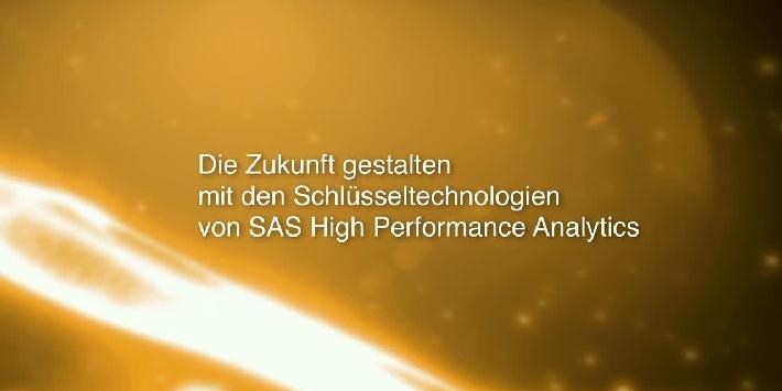 SAS stellt neue Version von SAS Visual Analytics vor - Analytics für alle Unternehmensgrößen / 1 Milliarde Datensätze in 9 Sekunden analysieren / Interaktive Online-Demo im Web