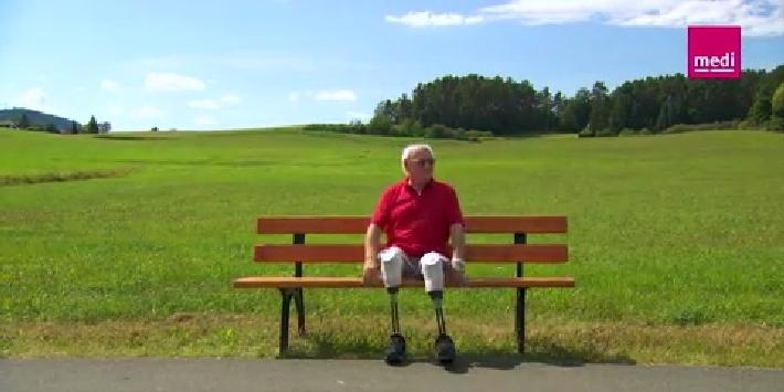 Film zeigt: Wieder mitten im Leben stehen nach einer Beinamputation