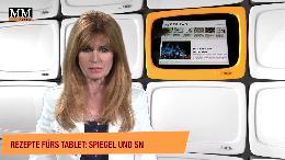 Rezepte fürs Tablet: Spiegel und SN mit unterschiedlichen Strategien