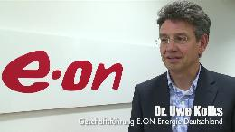Video-Interview: E.ON WindGas - Innovatives Gas aus Windenergie (VIDEO)