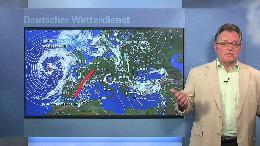 Deutscher Wetterdienst (DWD) warnt vor Hitzewelle mit hoher Wärmebelastung an Pfingsten / Erstmals DWD-Hitzewarnungen dieses Jahr an Pfingsten (VIDEO)