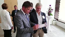 """""""Wir brauchen einen eigenen Beruf"""" / 20 Jahre Verband der Osteopathen Deutschland (VOD) e.V. (VIDEO)"""