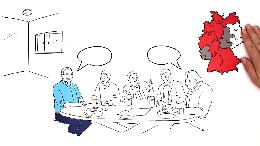 Erklärvideo für Vermieter zu Rauchmelderpflicht und Rauchmelderheft / explain-it-Erklärvideo von infra-pro informiert Vermieter anschaulich über gesetzliche Anforderungen zur Rauchmelderpflicht (VIDEO)