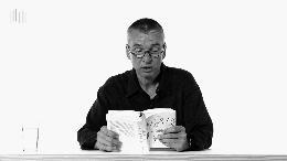 """Boris Meyn liest aus seinem neuen Roman """"Der Kuss"""" bei zehnSeiten (VIDEO)"""