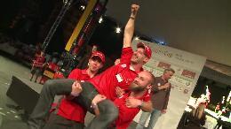 Erster Weltmeister im Staplerfahren kommt aus Deutschland (VIDEO)