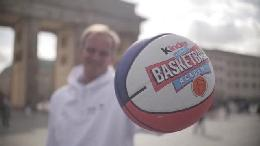 """kinder+Sport Basketball Academy"" zieht erfolgreiche Bilanz: Bisher über 30.000 Kinder und Jugendliche dabei"