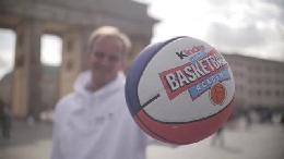 """""""kinder+Sport Basketball Academy"""" zieht erfolgreiche Bilanz: Bisher über 30.000 Kinder und Jugendliche dabei"""