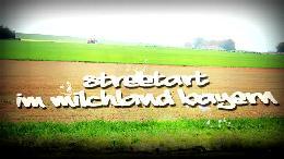 Bunte Ku(h)nst im Milchland Bayern / Finale des landesweiten Street Art-Wettbewerbs der Landesvereinigung der Bayerischen Milchwirtschaft (VIDEO)