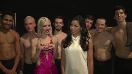 """Am Tag des Tourstarts von """"Best of Rock the Ballet"""" besucht Fernanda Brandão das Cast der US-amerikanischen Tanzshow / Der in Hamburg lebende TV-Star und Fitness-Coach ist begeistert (FOTO)"""