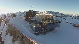 US Herren Skiteam: Zwischenstopp in der Trainingshomebase Sölden vor dem Weltcup Finale. - VIDEO