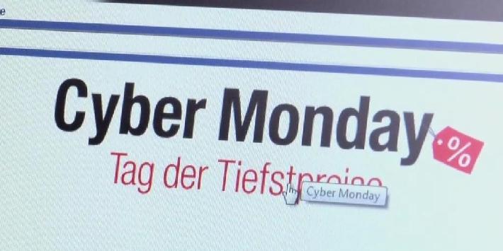 ots.Video: Tag der Tiefstpreise: Amazon.de bringt Cyber Monday nach Deutschland
