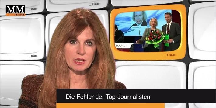 Die Fehler der Top-Journalisten