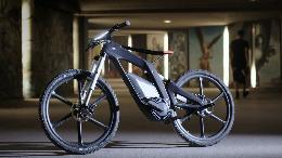 Highend-Sportger&auml;t - das Audi e-bike W&ouml;rthersee