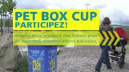 Personnalités suisses en quête de PET BOX (VIDEO)