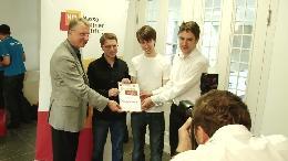 Hasso-Plattner-Institut: Studententeam gewinnt mit Top-Geschäftsidee 100.000 Euro