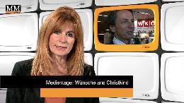 Medientage: Wünsche an das Christkind - VIDEO