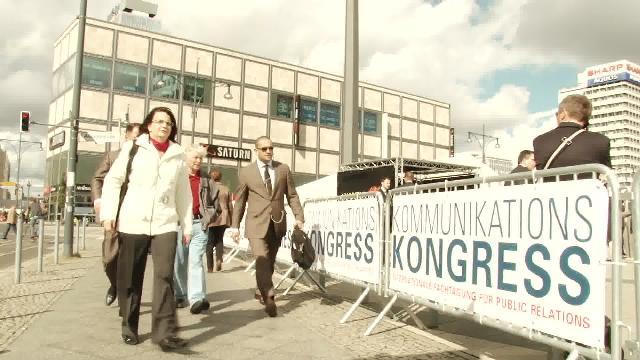 """Kommunikationskongress 2012 mit dem Leitmotiv """"Kreativität"""" - news aktuell mittendrin"""